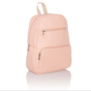 Thirty-One | Blush Pink Pebble Boutique Backpack